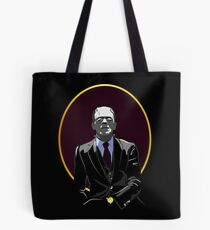 Handsome Mr. Frankenstein Tote Bag