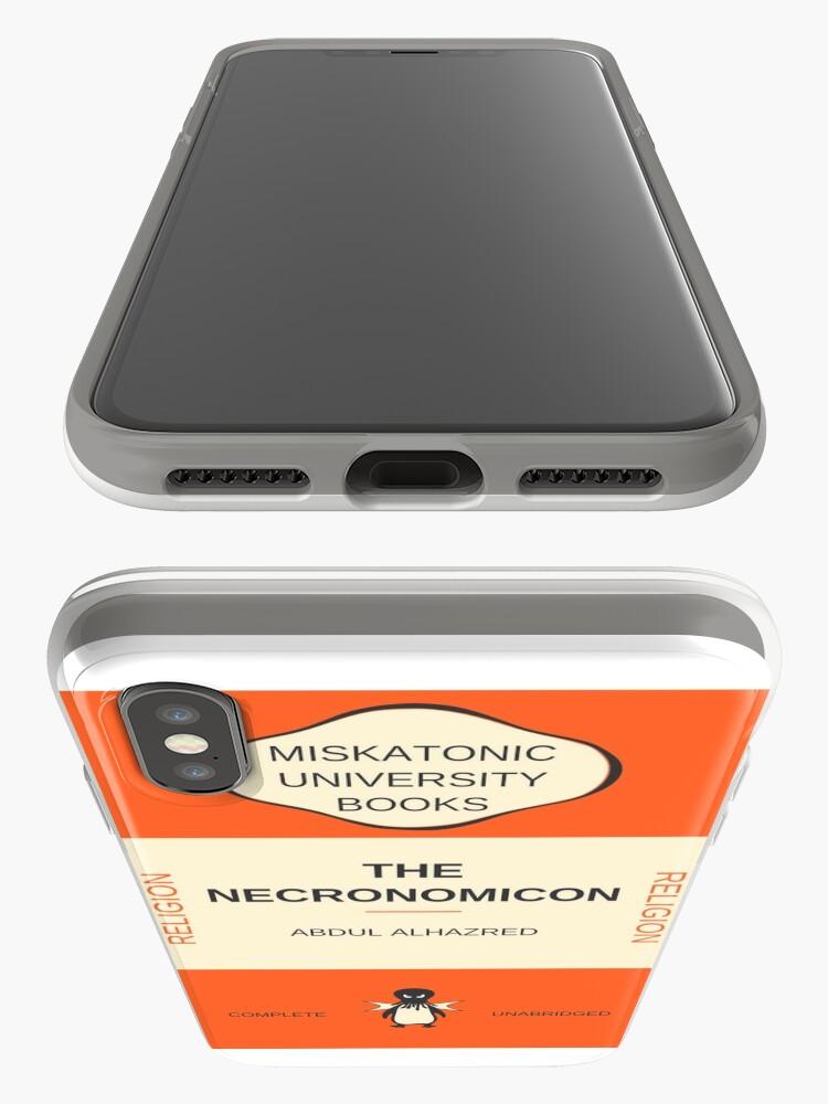 Vista alternativa de Vinilos y fundas para iPhone Necronomicon?