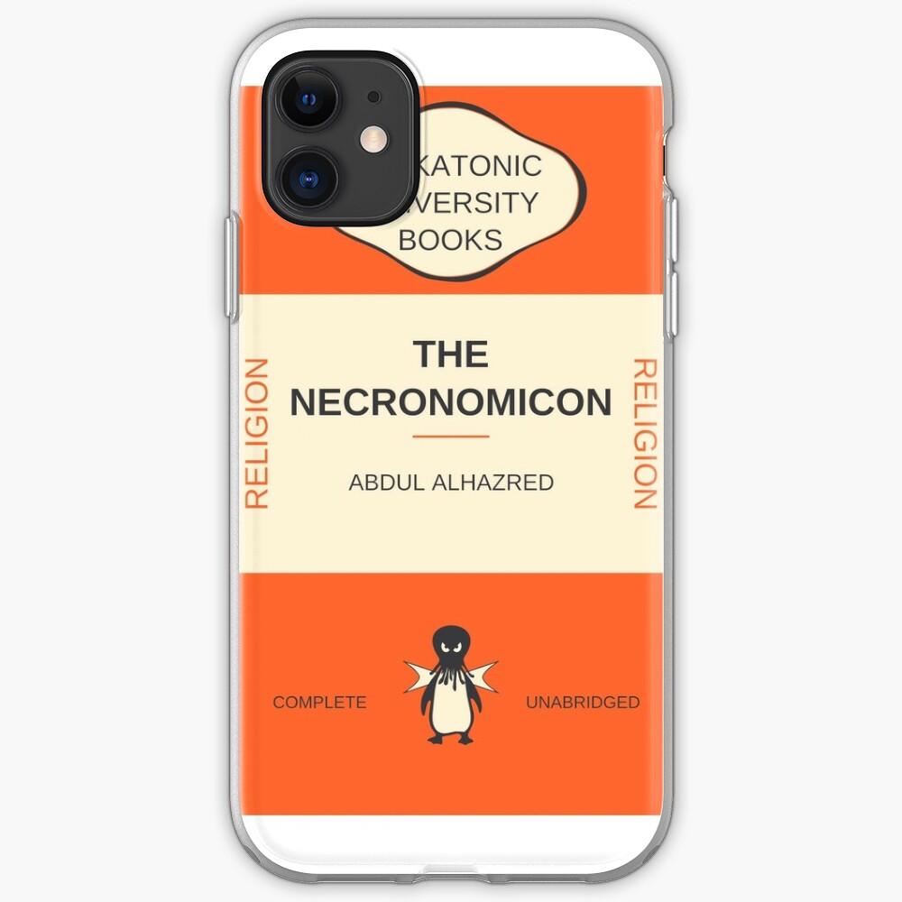 Cthulhu Unleashed iphone 11 case