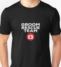 Groom Rescue Team V7 Unisex T-Shirt