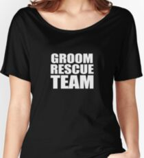 Groom Rescue Team V9 Women's Relaxed Fit T-Shirt