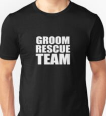Groom Rescue Team V9 Unisex T-Shirt