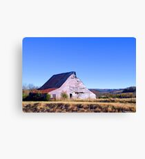 Momma's Tennessee Barn Canvas Print