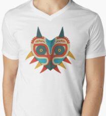 A Legendary Mask Men's V-Neck T-Shirt