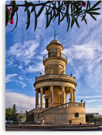 The Belvedere of Lija by Xandru