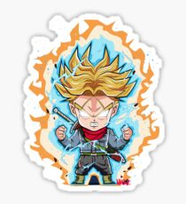 DBZ GOODIES Sticker