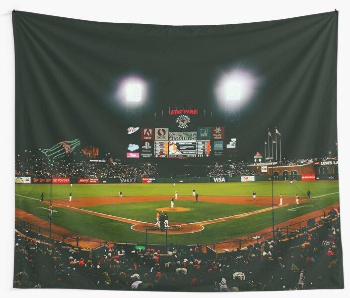 San Francisco Stadium  by jimmywatt