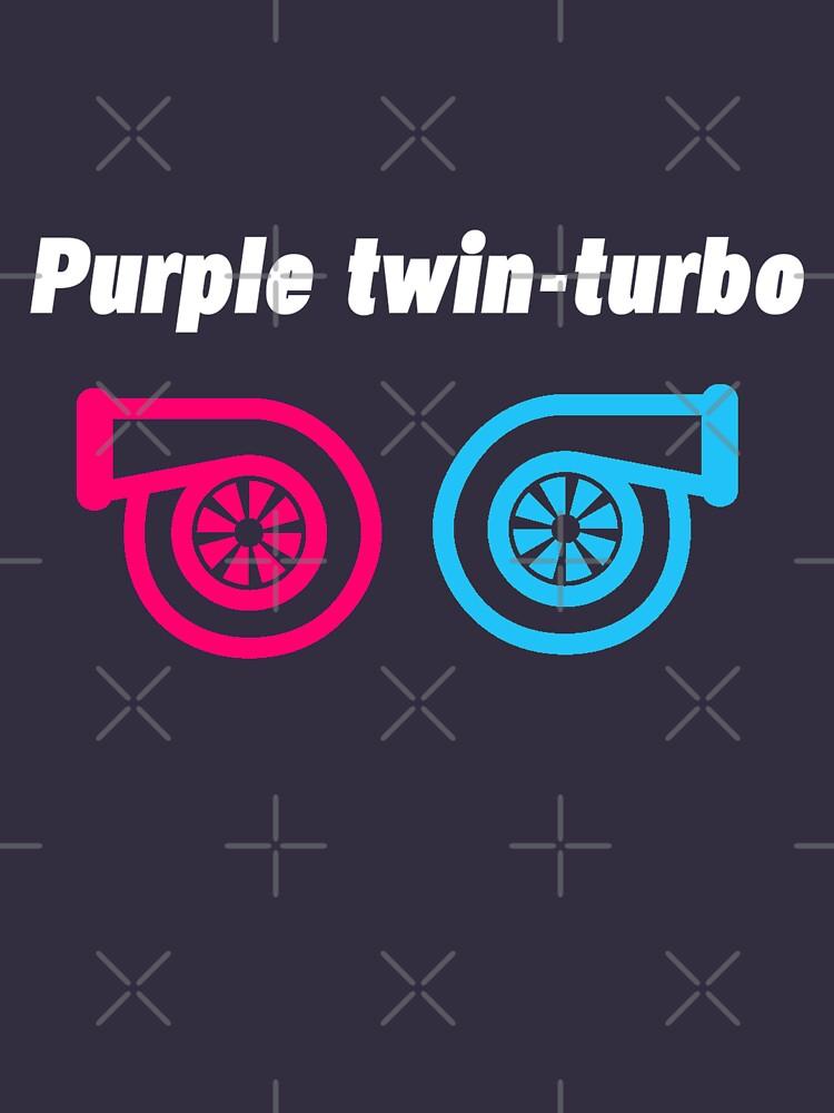 Purple twin-turbo by purpletwinturbo