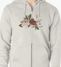 Shawn Mendes In My Blood Zipped Hoodie