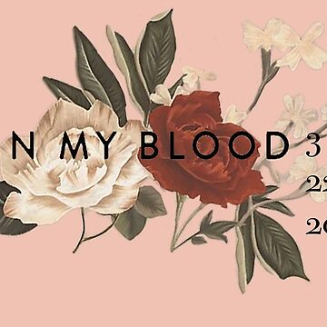 Shawn Mendes In My Blood by Beginartist