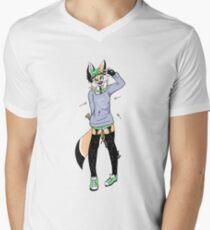 Furry Asylum Men's V-Neck T-Shirt
