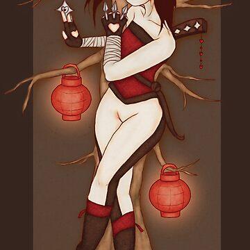 Love Ninja by twilightmoon