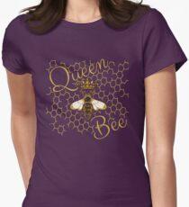 Boss Lady Shirt - Bienenkönigin - Mom Boss Geschenk - Womens Tailliertes T-Shirt für Frauen
