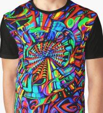 FUNFAIR UV Grafik T-Shirt