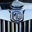 MG Grill by Robert Khan