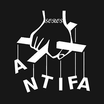 Antifa Soros' Puppets by Thorbo99