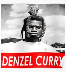 Denzel Curry Poster