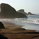 Bandon, Oregon by photomatte
