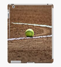 Softball Sport iPad Case/Skin