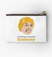Victoria Wood Looking for Kimberley Studio Pouch