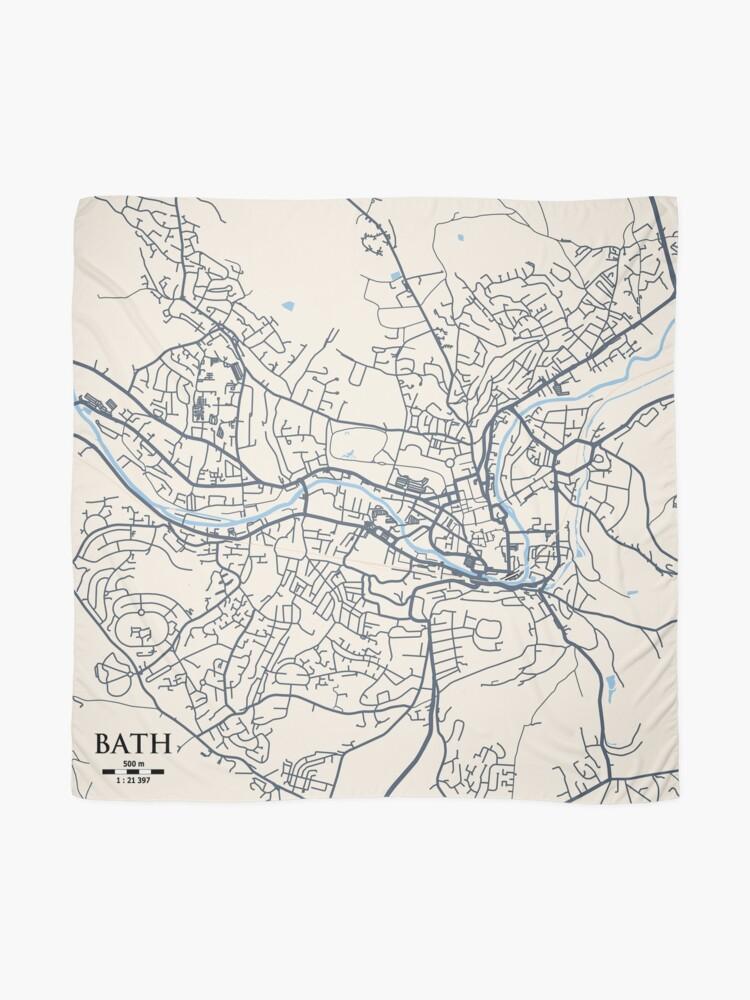 Alternate view of Bath Scarf