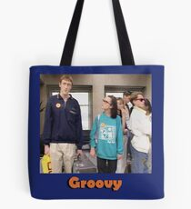 Rodney in the Groovy Gang Tote Bag