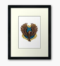 Harry Potter - Ravenclaw Crest  Framed Print