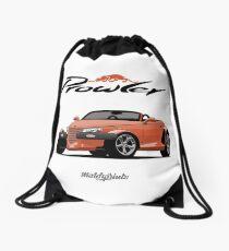 Concept Car Prowler (orange) Drawstring Bag