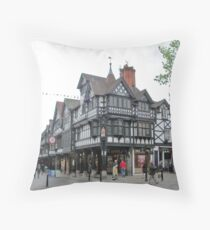 Chester, UK Throw Pillow