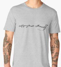 Mozart Signature Men's Premium T-Shirt