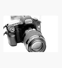 Equipment check Photographic Print