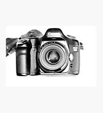 Equipment check II Photographic Print