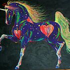 Hearts On Fire Pony by louisegreen