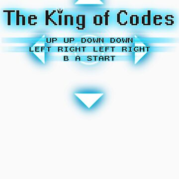 The King of Codes by GriffintheMad