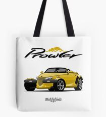 Concept Car Prowler (yellow) Tote Bag