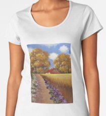 Somewhere in rural America Women's Premium T-Shirt
