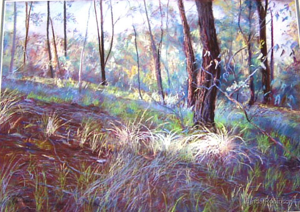 Ironbark Country by Lynda Robinson
