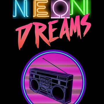 Neon Dreams by ElementsUD