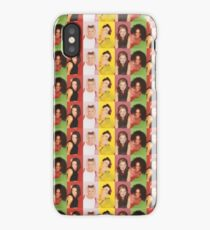 SPICE GIRLS in Colours iPhone Case/Skin