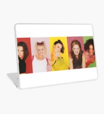 SPICE GIRLS in Colours Laptop Skin