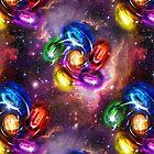 Infinity of Infinity Stones by gl33tk
