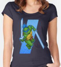 Leonardo Leads Women's Fitted Scoop T-Shirt