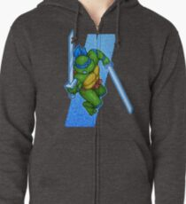 Leonardo Leads Zipped Hoodie