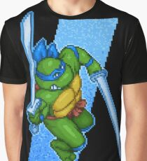 Leonardo Leads Graphic T-Shirt