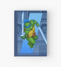 Leonardo Leads Hardcover Journal