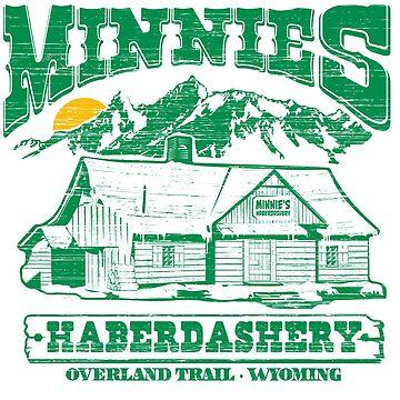 Minnie's Haberdashery by superiorgraphix