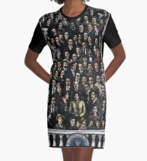 FOR THE AGES - Obama Civil Rights Inaugural Graphic T-Shirt Dress