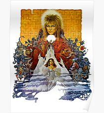 The Realm of the Goblin King Poster