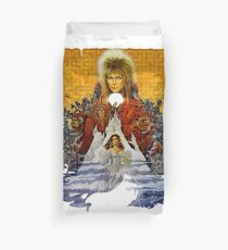 The Realm of the Goblin King Duvet Cover