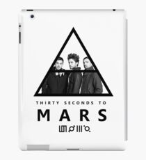 30 Second To mars iPad Case/Skin